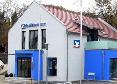 VR-Bank Landau-Mengkofen eG, VR-Bank Landau-Mengkofen eG - Geschäftsstelle Niederviehbach, Weidenweg 2, 84183, Niederviehbach