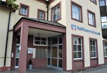 Raiffeisen-Volksbank Haßberge eG, Raiffeisen-Volksbank Haßberge eG, Filiale Trossenfurt, Raiffeisenstr. 1, 97514, Oberaurach