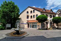 Volksbank in der Ortenau, Volksbank in der Ortenau, Beratungscenter Oberkirch, Bahnhofstraße 9-11, 77704, Oberkirch