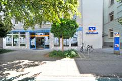 Volksbank eG - Die Gestalterbank, Volksbank eG - Die Gestalterbank, Filiale Oststadt, Moltkestraße 27a, 77654, Offenburg