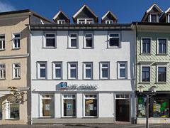 VR Bank Westthüringen eG, VR Bank Westthüringen eG Filiale Ohrdruf, Marktplatz 8, 99885, Ohrdruf