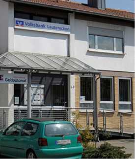 Volksbank Lauterecken eG, Geschäftsstelle Olsbrücken, Hauptstr. 40, 67737, Olsbrücken