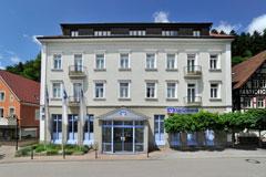 Volksbank eG - Die Gestalterbank, Volksbank eG - Die Gestalterbank, Filiale Oppenau, Allmendplatz 4, 77728, Oppenau