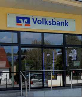 Volksbank Lauterecken eG, Geschäftsstelle Otterbach, Geschäftsstelle, Lauterstr. 7, 67731, Otterbach