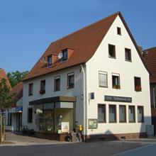 Vereinigte Volksbank Raiffeisenbank eG, Volksbank Odenwald, Filiale Lengfeld, Bismarckstr. 8, 64853, Otzberg