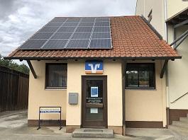 Raiffeisenbank Pfeffenhausen-Rottenburg-Wildenberg eG, Geschäftsstelle Niederhornbach, Kirchstraße 3, 84076, Pfeffenhausen