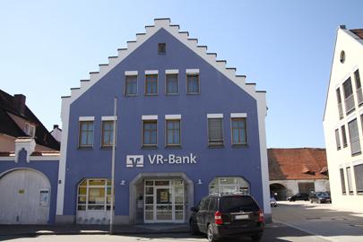 VR-Bank Landau-Mengkofen eG, VR-Bank Landau-Mengkofen eG - Geschäftsstelle Pilsting, Marktplatz 21, 94431, Pilsting