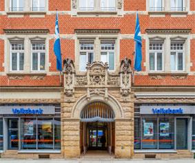 Volksbank Pirna eG, Volksbank Pirna eG, Gartenstr. 36, 01796, Pirna