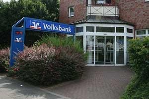Volksbank Marl-Recklinghausen eG, Volksbank Marl-Recklinghausen eG Filiale Suderwich, Ehlingstr. 60 a, 45665, Recklinghausen