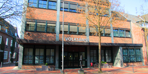 Volksbank Emmerich-Rees eG, Volksbank Emmerich-Rees eG, Dellstr 1-3, 46459, Rees