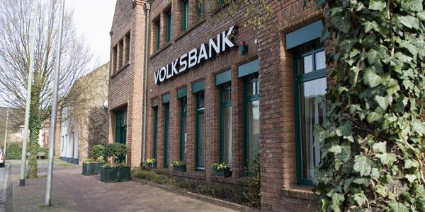 Volksbank Emmerich-Rees eG, Volksbank Emmerich-Rees eG Zweigstelle Haldern, Klosterstr. 9, 46459, Rees