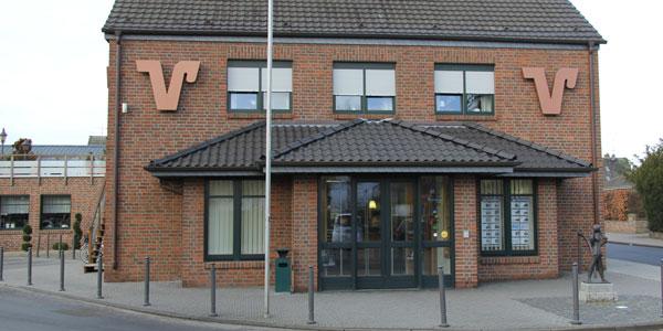 Volksbank Emmerich-Rees eG, Volksbank Emmerich-Rees eG Zweigstelle Haffen-Mehr, Heresbachstr. 8, 46459, Rees