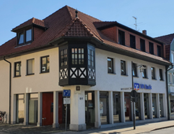 VR-Bank Coburg eG, VR-Bank Coburg | KompetenzZentrum Bad Rodach, Coburger Str. 5/7, 96476, Bad Rodach