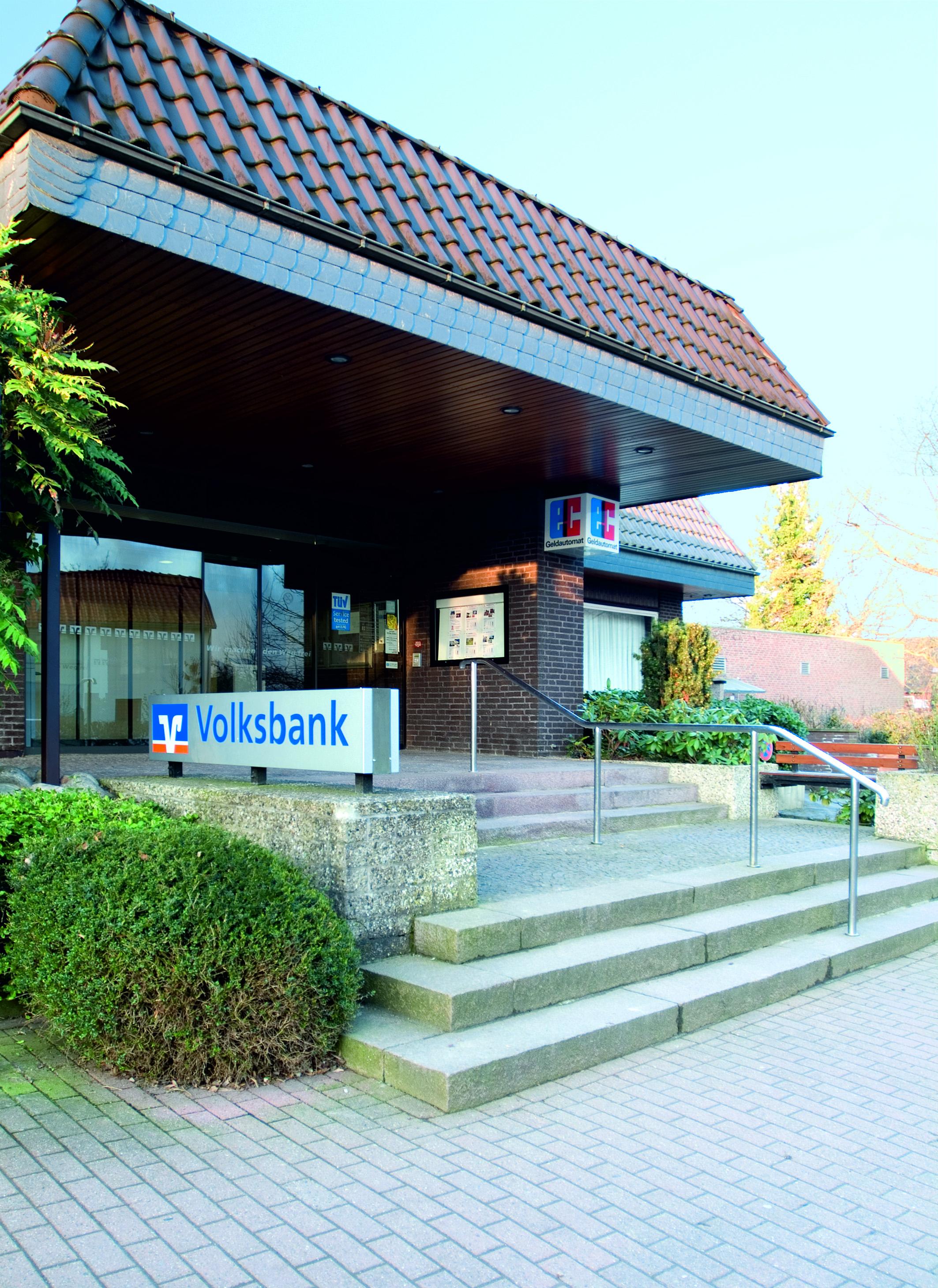 Volksbank eG Hildesheim-Lehrte-Pattensen, Volksbank eG Beratungsgeschäftsstelle Ronnenberg, Am Weingarten 1, 30952, Ronnenberg