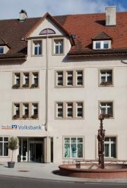 Volksbank Rottweil eG, Volksbank Rottweil eG, Hochbrücktorstr. 27, 78628, Rottweil