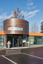 Volksbank Rottweil eG, Volksbank Rottweil eG, Geschäftsstelle Rottweil Saline, Saline 5/1, 78628, Rottweil
