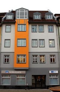 Volksbank eG Gera • Jena • Rudolstadt, Volksbank eG Gera • Jena • Rudolstadt, Filiale Kahla, Markt 3, 07768, Kahla