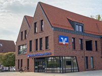 Volksbank Lüneburger Heide eG, Volksbank Lüneburger Heide eG - Salzhausen, Haupstr. 14, 21376, Salzhausen