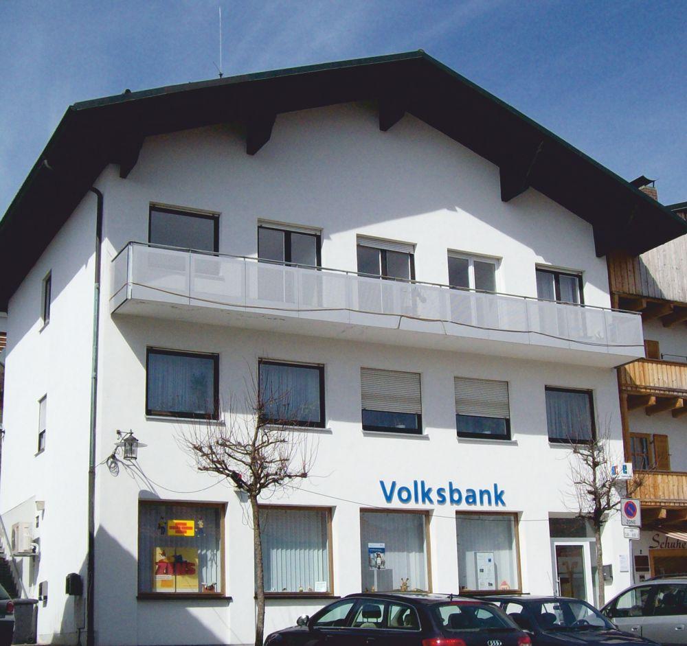 Volksbank Straubing eG, Volksbank Straubing eG, Geschäftsstelle St. Englmar, Kirchplatz 4, 94379, St. Englmar