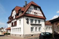 Volksbank in der Ortenau, Volksbank in der Ortenau, Beratungscenter Sasbach, Friedhofstr. 3, 77880, Sasbach