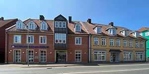 Volksbank Lüneburger Heide eG, Volksbank Lüneburger Heide eG - Filiale Soltau, Poststraße 3-5, 29614, Soltau