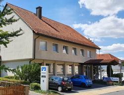 VR-Bank Coburg eG, VR-Bank Coburg | BeratungsFiliale Sonnefeld, Thüringer Str. 1, 96242, Sonnefeld