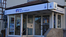 Mainzer Volksbank eG, MVB-Filiale Sprendlingen, Marktplatz 8, 55576, Sprendlingen