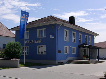VR-Bank Landau eG, VR-Bank Landau eG - Geschäftsstelle Straßkirchen, Straubinger Str 15, 94342, Straßkirchen