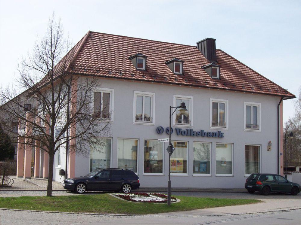 Volksbank Straubing eG, Volksbank Straubing eG, Geschäftsstelle Straßkirchen, Kirchplatz 5, 94342, Straßkirchen