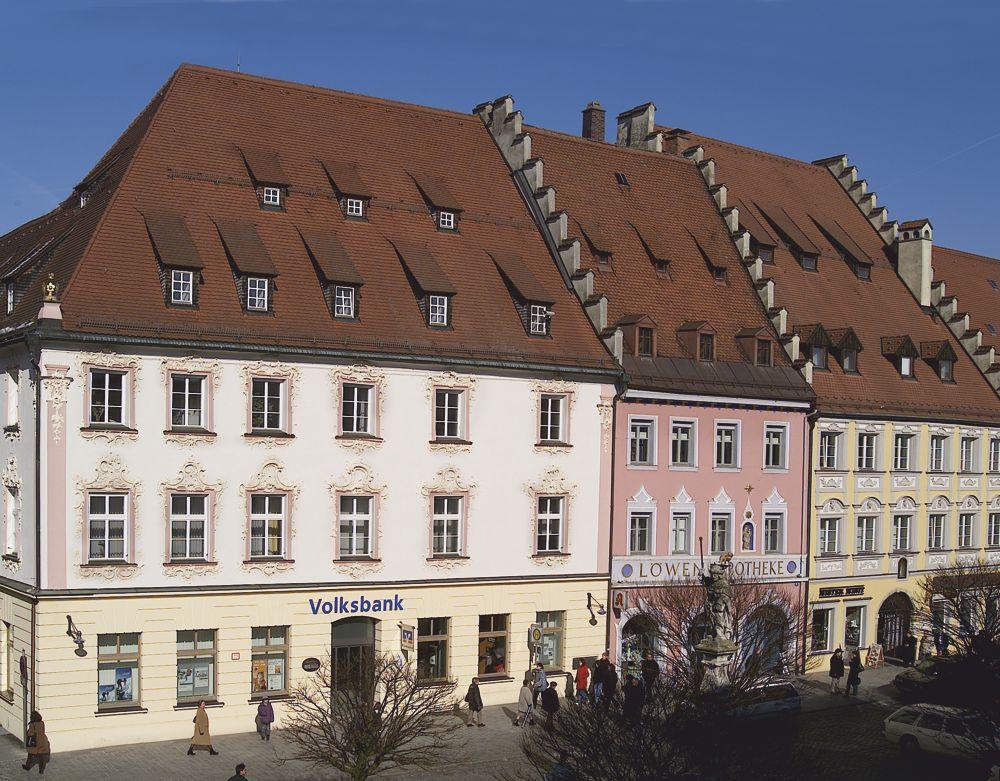 Volksbank Straubing eG, Volksbank Straubing eG, Ludwigsplatz 21, 94315, Straubing