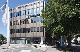Volksbank Stuttgart eG, Volksbank Stuttgart eG Direktion Bad Cannstatt, König-Karl-Straße 50, 70372, Stuttgart