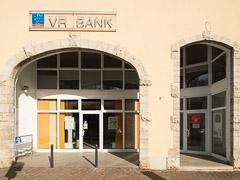VR Bank Westthüringen eG, VR Bank Westthüringen eG Filiale Bad Tennstedt, Markt 9, 99955, Bad Tennstedt