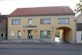 Volksbank Jerichower Land eG, Volksbank Jerichower Land eG, Filiale Tucheim, Ziesarstr 119, 39307, Tucheim