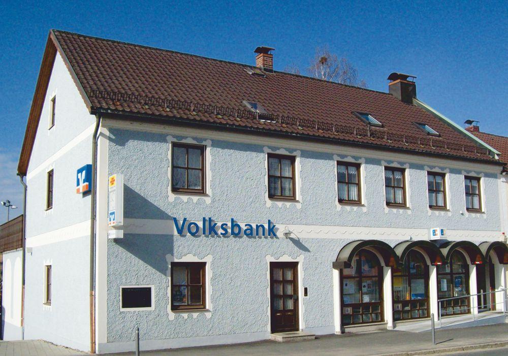 Volksbank Straubing eG, Volksbank Straubing eG, Geschäftsstelle Waldmünchen, Bahnhofstr. 25, 93449, Waldmünchen