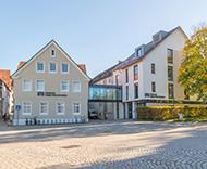 Volksbank Allgäu-Oberschwaben eG, Volksbank Allgäu-Oberschwaben eG Hauptstelle Bad Waldsee, Grabenmühlweg 1, 88339, Bad Waldsee