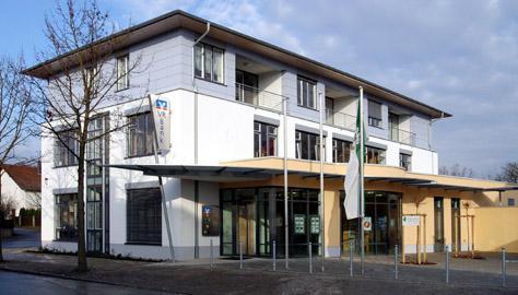 VR-Bank Landau-Mengkofen eG, VR-Bank Landau-Mengkofen eG - Geschäftsstelle Wallersdorf, Marktplatz 20, 94522, Wallersdorf