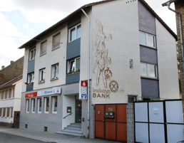 Volksbank Alzey-Worms eG, SB-Stelle Wallertheim, Neustr. 10, 55578, Wallertheim