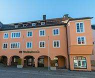 Volksbank Allgäu-Oberschwaben eG, Volksbank Allgäu-Oberschwaben eG Hauptstelle Isny Bergtorstraße, Bergtorstraße 10, 88316, Isny im Allgäu