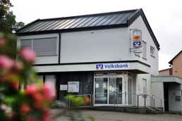 Volksbank Alzey-Worms eG, SB-Stelle Wendelsheim, Oberwendelsheim 2, 55234, Wendelsheim