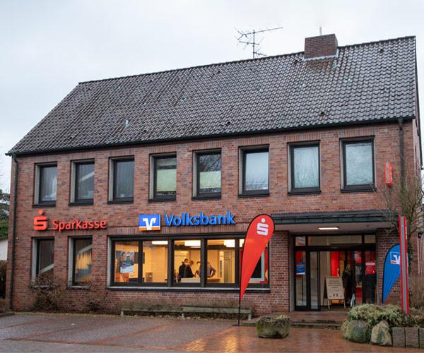 Volksbank Lüneburger Heide eG, Volksbank Lüneburger Heide eG - Filiale Wietzendorf, Königstraße 5, 29649, Wietzendorf