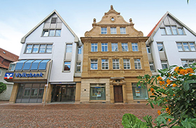 Volksbank Stuttgart eG, Volksbank Stuttgart eG Direktion Winnenden, Marktstraße 24, 71364, Winnenden