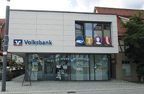Volksbank Stuttgart eG, Volksbank Stuttgart eG Filiale Winterbach, Oberdorf 4, 73650, Winterbach