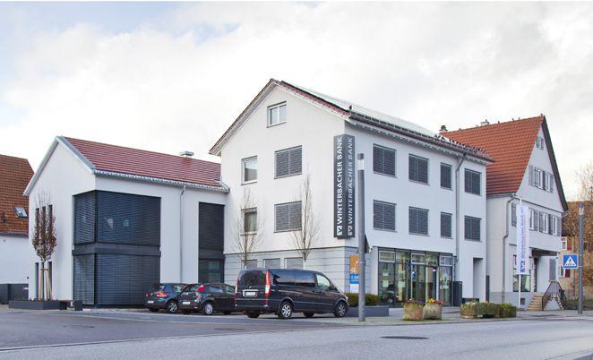 Winterbacher Bank eG, Winterbacher Bank eG, Marktplatz 5, 73650, Winterbach