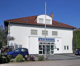 Volksbank Alzey-Worms eG, Volksbank Alzey-Worms eG - Filiale Herrnsheim, Höhenstr. 45b, 67550, Worms