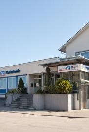 Volksbank Rottweil eG, Volksbank Rottweil eG, Geschäftsstelle Zimmern o.R., Brühlstraße 4, 78658, Zimmern