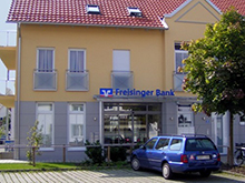 Freisinger Bank eG Volksbank-Raiffeisenbank - Hauptfiliale, Freisinger Bank eG - Zolling, Moosburger Str. 8, 85406, Zolling