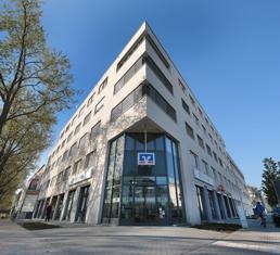 Volksbank Alzey-Worms eG - Hauptstelle, Volksbank Alzey-Worms eG - SB-Stelle West, Bebelstr. 58, 67549, Worms