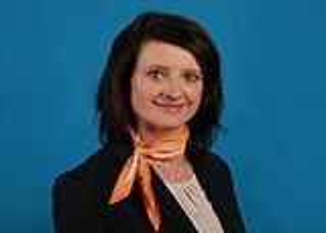 Jana Schmidt, Privatkundenberaterin