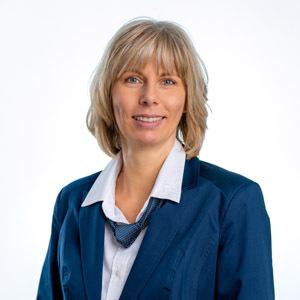 Katja Heinke, Kundenberaterin