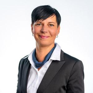 Sandy Remde, Firmenkundenberaterin